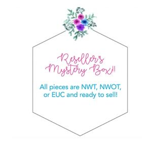 5 Piece Women's Clothing Reseller's Mystery box!